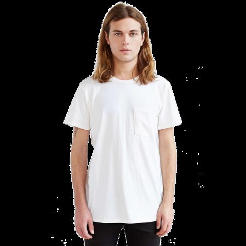 T-Shirt Masculina com Bolso